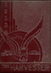 Page 1, 1953 Edition, Liberty High School - Harvester Yearbook (Liberty, TX) online yearbook collection
