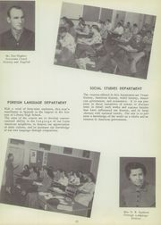 Page 15, 1953 Edition, Liberty High School - Harvester Yearbook (Liberty, TX) online yearbook collection