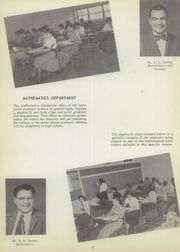 Page 16, 1953 Edition, Liberty High School - Harvester Yearbook (Liberty, TX) online yearbook collection