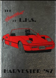 Page 1, 1987 Edition, Liberty High School - Harvester Yearbook (Liberty, TX) online yearbook collection