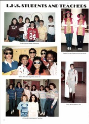 Page 12, 1987 Edition, Liberty High School - Harvester Yearbook (Liberty, TX) online yearbook collection