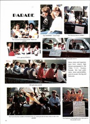Page 14, 1987 Edition, Liberty High School - Harvester Yearbook (Liberty, TX) online yearbook collection
