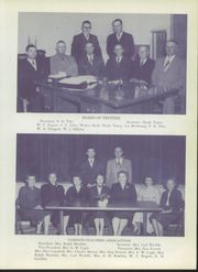 Page 11, 1953 Edition, Chapel Hill High School - Bulldog Yearbook (Tyler, TX) online yearbook collection