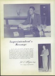 Page 12, 1953 Edition, Chapel Hill High School - Bulldog Yearbook (Tyler, TX) online yearbook collection