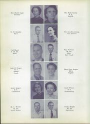 Page 14, 1953 Edition, Chapel Hill High School - Bulldog Yearbook (Tyler, TX) online yearbook collection