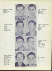 Page 17, 1953 Edition, Chapel Hill High School - Bulldog Yearbook (Tyler, TX) online yearbook collection