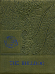 1954 Edition, Chapel Hill High School - Bulldog Yearbook (Tyler, TX)