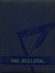 1955 Edition, Chapel Hill High School - Bulldog Yearbook (Tyler, TX)