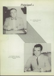 Page 14, 1955 Edition, Chapel Hill High School - Bulldog Yearbook (Tyler, TX) online yearbook collection