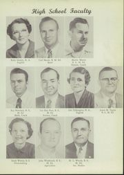 Page 15, 1955 Edition, Chapel Hill High School - Bulldog Yearbook (Tyler, TX) online yearbook collection