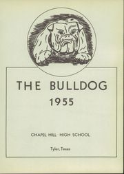 Page 7, 1955 Edition, Chapel Hill High School - Bulldog Yearbook (Tyler, TX) online yearbook collection