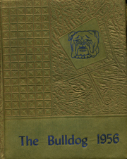 1956 Edition, Chapel Hill High School - Bulldog Yearbook (Tyler, TX)