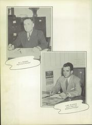 Page 10, 1956 Edition, Chapel Hill High School - Bulldog Yearbook (Tyler, TX) online yearbook collection