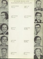 Page 13, 1956 Edition, Chapel Hill High School - Bulldog Yearbook (Tyler, TX) online yearbook collection