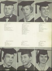 Page 17, 1956 Edition, Chapel Hill High School - Bulldog Yearbook (Tyler, TX) online yearbook collection