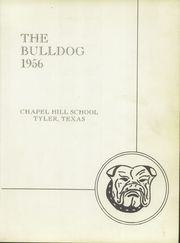 Page 5, 1956 Edition, Chapel Hill High School - Bulldog Yearbook (Tyler, TX) online yearbook collection