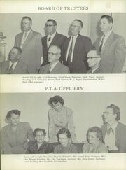 Page 8, 1956 Edition, Chapel Hill High School - Bulldog Yearbook (Tyler, TX) online yearbook collection