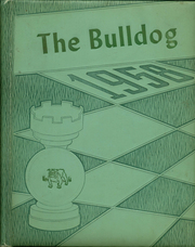 1958 Edition, Chapel Hill High School - Bulldog Yearbook (Tyler, TX)
