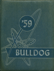 1959 Edition, Chapel Hill High School - Bulldog Yearbook (Tyler, TX)
