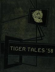 1958 Edition, Lancaster High School - Tiger Tales Yearbook (Lancaster, TX)
