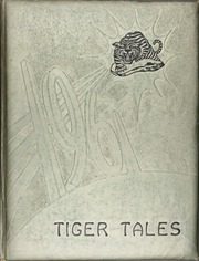 1961 Edition, Lancaster High School - Tiger Tales Yearbook (Lancaster, TX)