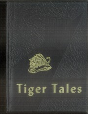 1965 Edition, Lancaster High School - Tiger Tales Yearbook (Lancaster, TX)