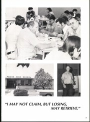 Page 11, 1973 Edition, Pecos High School - Eagle Yearbook (Pecos, TX) online yearbook collection