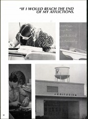 Page 14, 1973 Edition, Pecos High School - Eagle Yearbook (Pecos, TX) online yearbook collection