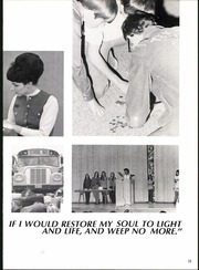 Page 15, 1973 Edition, Pecos High School - Eagle Yearbook (Pecos, TX) online yearbook collection