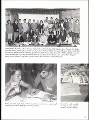 Page 7, 1973 Edition, Pecos High School - Eagle Yearbook (Pecos, TX) online yearbook collection