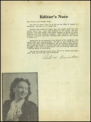 Page 6, 1947 Edition, Gladewater High School - Bears Tale Yearbook (Gladewater, TX) online yearbook collection