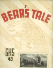 Page 1, 1948 Edition, Gladewater High School - Bears Tale Yearbook (Gladewater, TX) online yearbook collection