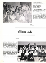 Page 150, 1957 Edition, Gladewater High School - Bears Tale Yearbook (Gladewater, TX) online yearbook collection
