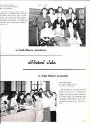 Page 153, 1957 Edition, Gladewater High School - Bears Tale Yearbook (Gladewater, TX) online yearbook collection