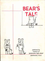 Page 5, 1957 Edition, Gladewater High School - Bears Tale Yearbook (Gladewater, TX) online yearbook collection