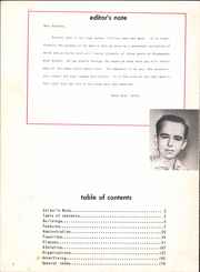 Page 6, 1957 Edition, Gladewater High School - Bears Tale Yearbook (Gladewater, TX) online yearbook collection