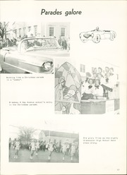 Page 15, 1958 Edition, Gladewater High School - Bears Tale Yearbook (Gladewater, TX) online yearbook collection
