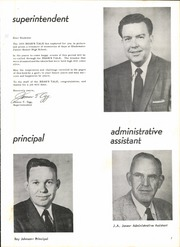 Page 11, 1959 Edition, Gladewater High School - Bears Tale Yearbook (Gladewater, TX) online yearbook collection