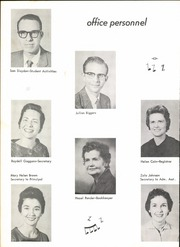 Page 14, 1959 Edition, Gladewater High School - Bears Tale Yearbook (Gladewater, TX) online yearbook collection