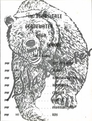 Page 5, 1987 Edition, Gladewater High School - Bears Tale Yearbook (Gladewater, TX) online yearbook collection