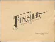 Page 3, 1913 Edition, Longview High School - Lobo Yearbook (Longview, TX) online yearbook collection