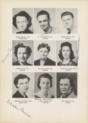 Page 14, 1942 Edition, Longview High School - Lobo Yearbook (Longview, TX) online yearbook collection
