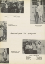 Page 16, 1942 Edition, Longview High School - Lobo Yearbook (Longview, TX) online yearbook collection