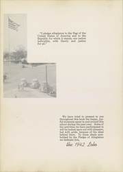 Page 6, 1942 Edition, Longview High School - Lobo Yearbook (Longview, TX) online yearbook collection