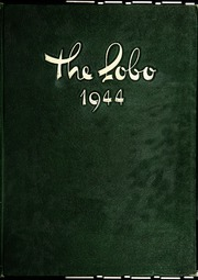 Page 1, 1944 Edition, Longview High School - Lobo Yearbook (Longview, TX) online yearbook collection