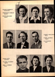 Page 10, 1944 Edition, Longview High School - Lobo Yearbook (Longview, TX) online yearbook collection