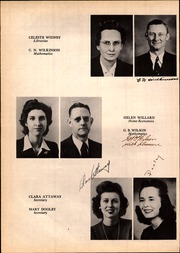 Page 12, 1944 Edition, Longview High School - Lobo Yearbook (Longview, TX) online yearbook collection