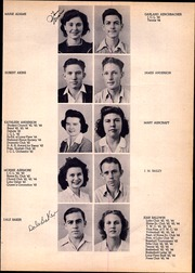 Page 15, 1944 Edition, Longview High School - Lobo Yearbook (Longview, TX) online yearbook collection