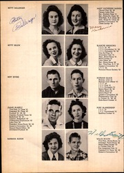 Page 16, 1944 Edition, Longview High School - Lobo Yearbook (Longview, TX) online yearbook collection