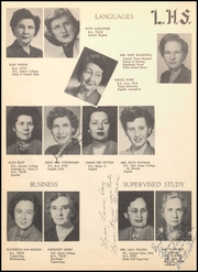 Page 10, 1952 Edition, Longview High School - Lobo Yearbook (Longview, TX) online yearbook collection